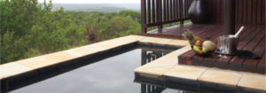 Kariega Game Reserve - Accommodation tab