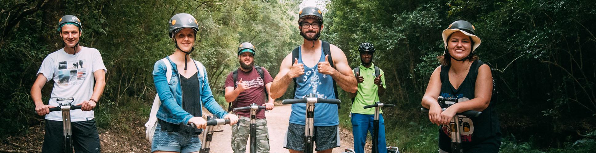 Tsitsikamma Forest Segway Tour