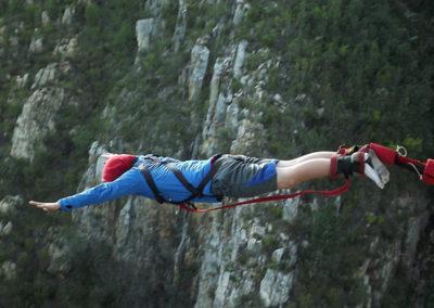 Mosaic Tourism - Bloukrans Bungy Jump