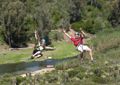 Mosaic Tourism - Addo Adrenaline Giant Swing & Xtreme Zipline